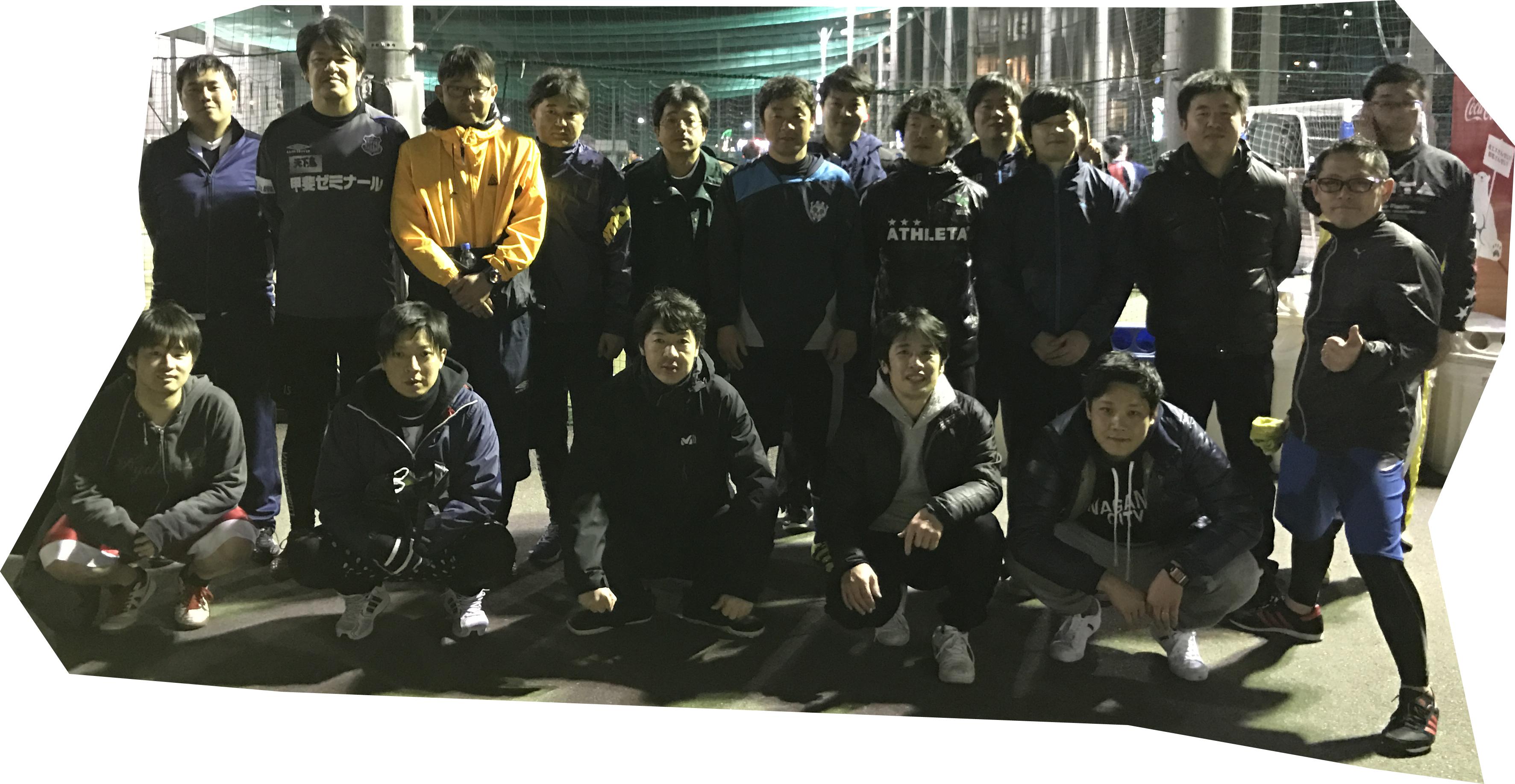 第3回 関西フットサークル