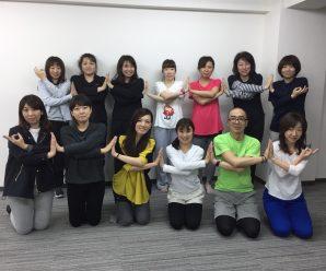 第3回Yoga倶楽部です!