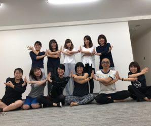 Yoga倶楽部4回目です!