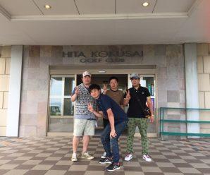 MG福岡ゴルフ倶楽部 6月度ラウンド In 日田国際