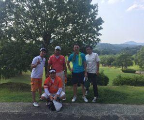 MG福岡ゴルフ倶楽部 8月度活動報告