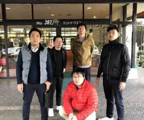 MG福岡ゴルフ倶楽部2019年度活動納め in勝山御所